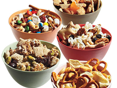 Get the Most Out of Snacks