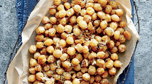 Diabetic recipes cooking light crispy parmesan chickpeas forumfinder