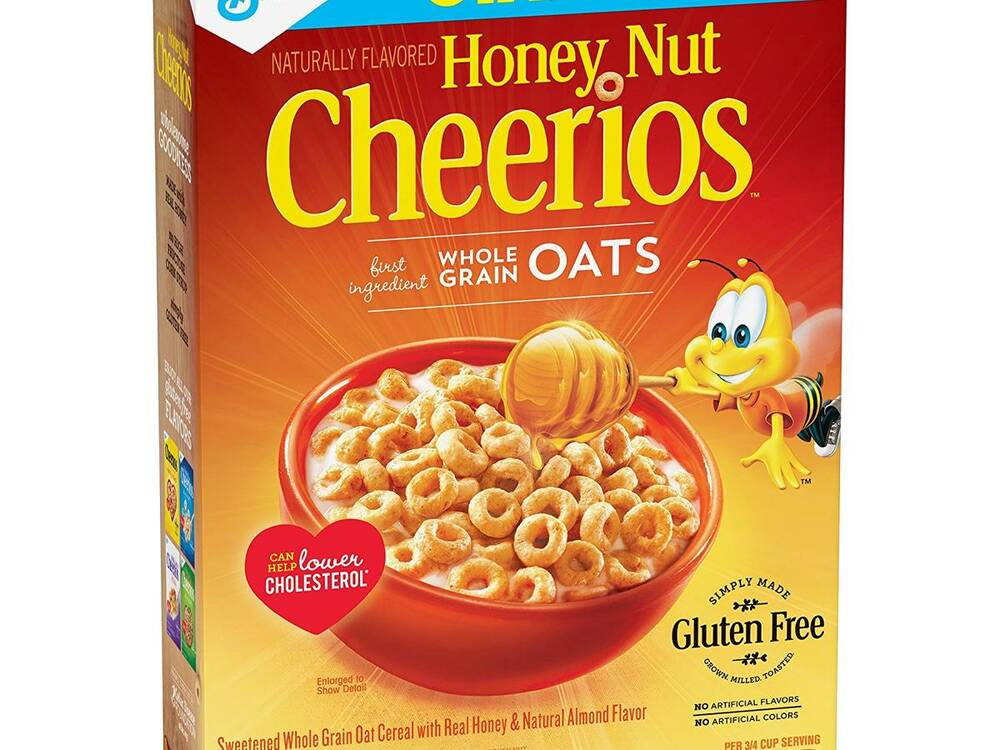 This easy hack makes honey nut cheerios much healthier cooking light honey nut cheerios ccuart Choice Image