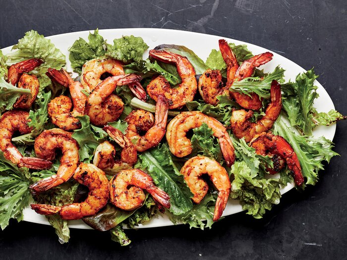 This Fiery Indian Shrimp Brings the Flavor Without the Calories Recipe