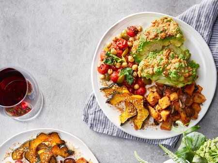 Whole Foods Launches New Vegan Meals For Holiday Season Cooking Light