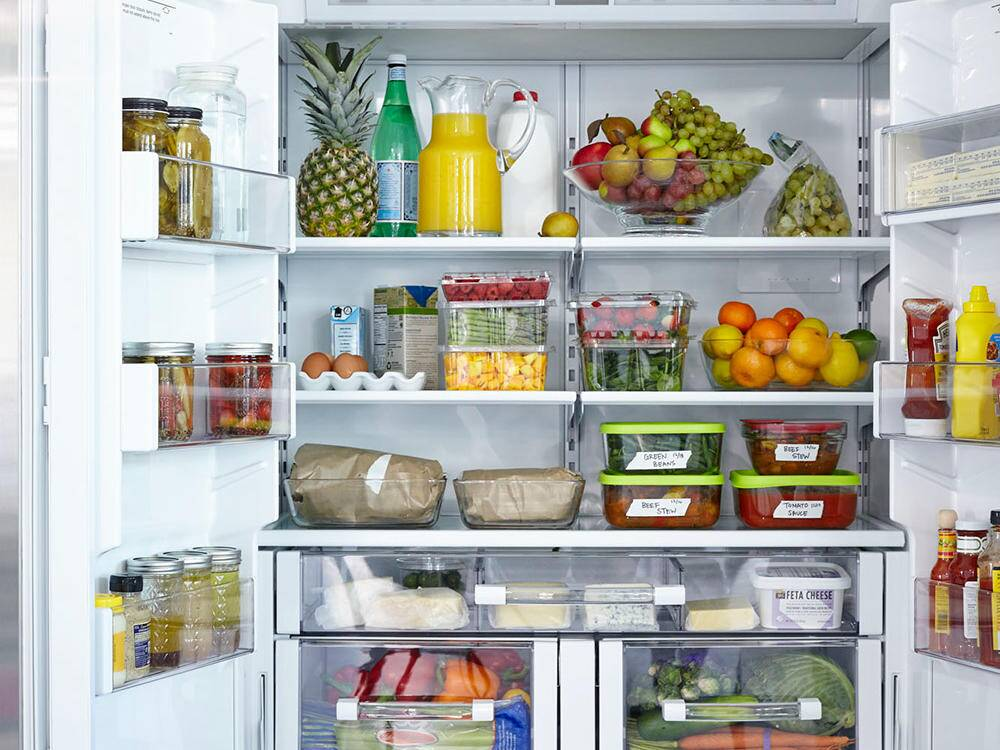 Image result for fridge and pantry