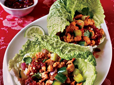 Chicken Larb Recipe Cooking Light