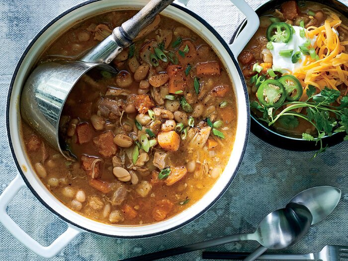 Best slow cooker chicken recipes food network image collection slow cooker chicken chili forumfinder Gallery