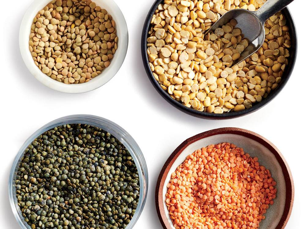 not all lentils are created equal—which variety is right for you