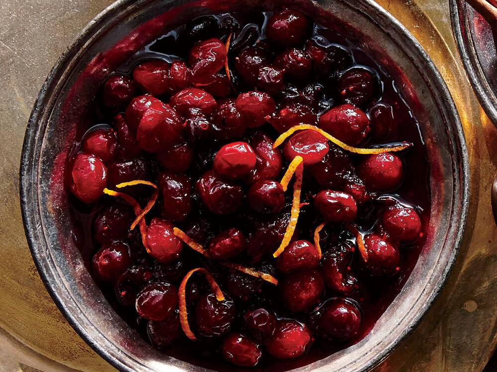 Grand marnier cranberry sauce recipe cooking light grand marnier cranberry sauce forumfinder Images
