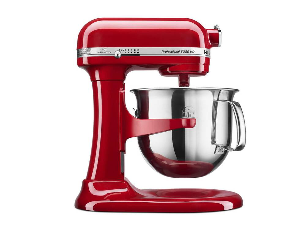 Amazon Is Running a One-Day Sale on KitchenAid Stand Mixers ... on meyer corporation, whirlpool corporation, sunbeam products, amana corporation, kenwood chef, hamilton beach brands,