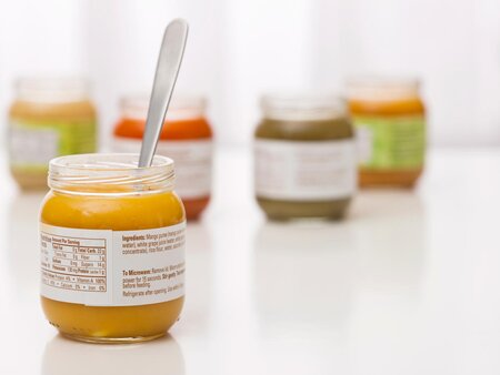 Why Adults Shouldnt Eat Baby Food Cooking Light