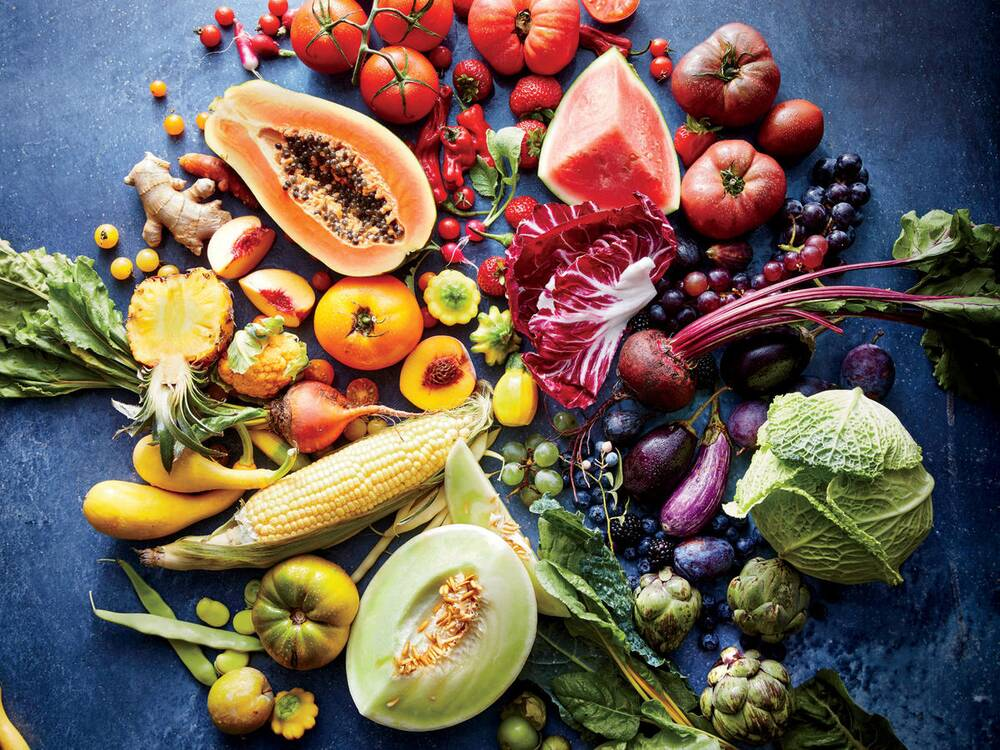 Our Guide to Eating by Color This Summer - Cooking Light