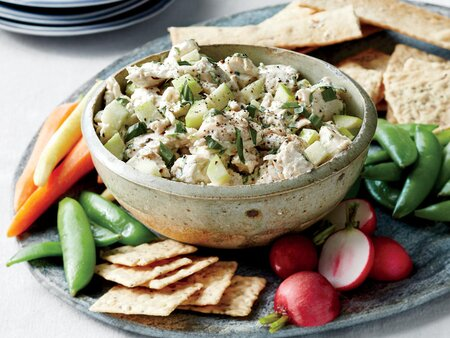 Picnic Perfect Chicken Salad Cooking Light