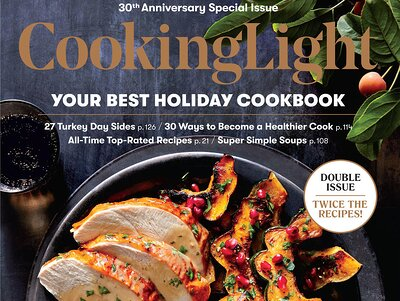 Past issue recipe index archive cooking light cooking light november 2017 cover forumfinder Choice Image