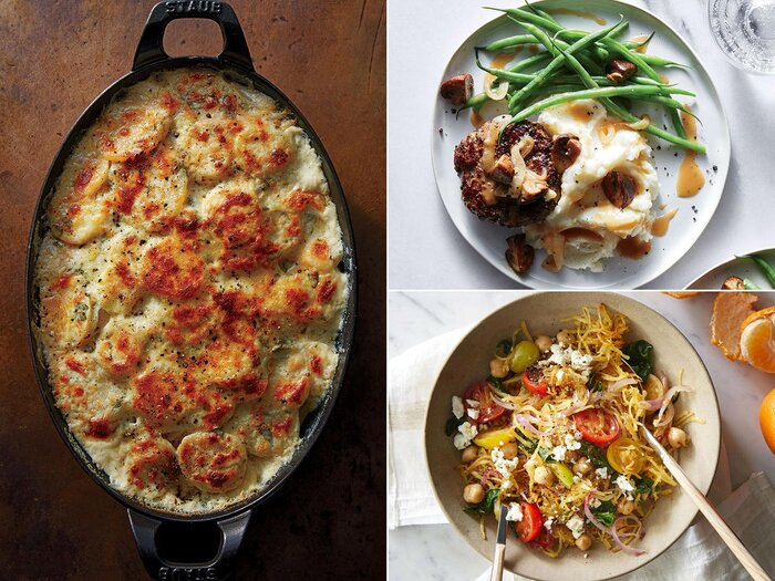 Our most popular pinterest recipes this december cooking light pinterest top pins december forumfinder Choice Image