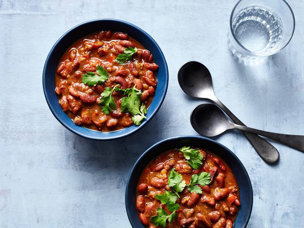 Colombian style red beans recipe cooking light colombian style red beans forumfinder Image collections