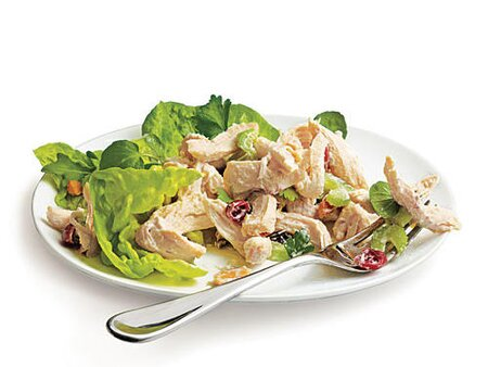 Recipe Makeover Healthy Chicken Salad Cooking Light