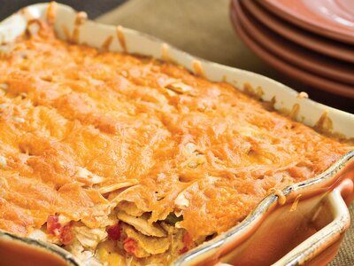 King Ranch Chicken Casserole Thats Too Good Not To Share Southern