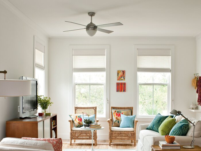 living room fans. Upgrade Your Doors and Windows Don t Forget to Reverse Ceiling Fan Direction for Summer