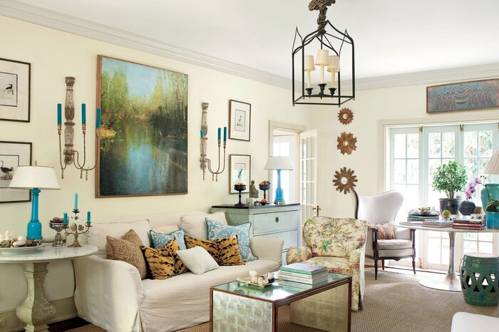 Hallmarks of a Southern Home - Southern Living