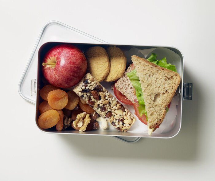 Quick and easy tips for packing school lunches southern living packed lunch for school forumfinder Choice Image