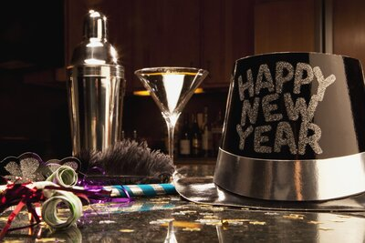 8 new years eve party themes for adults