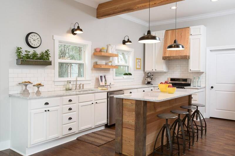 Fixer Upper Kitchen Hgtv Every Episode Of Property Brothers