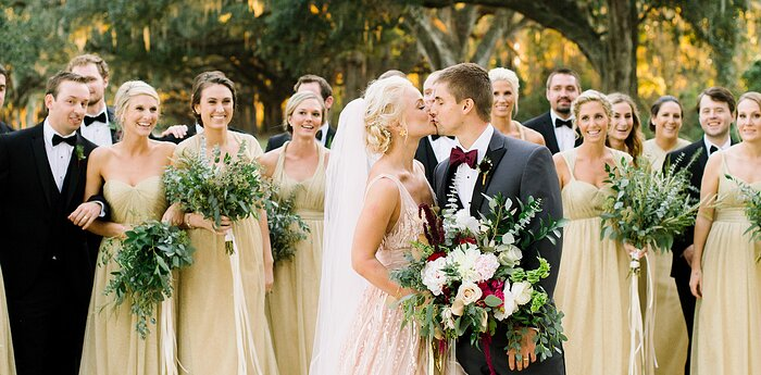 Southern wedding ideas southern living autumn wedding charleston junglespirit Image collections
