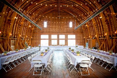3 Things To Know When Deciding Between A Buffet And Sit Down Wedding