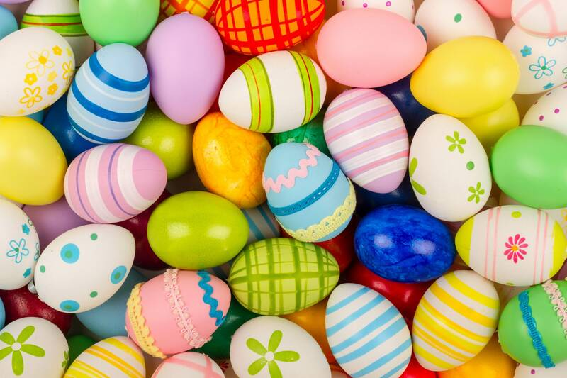 How To Color Brown Eggs For Easter Southern Living - Color-easter-eggs