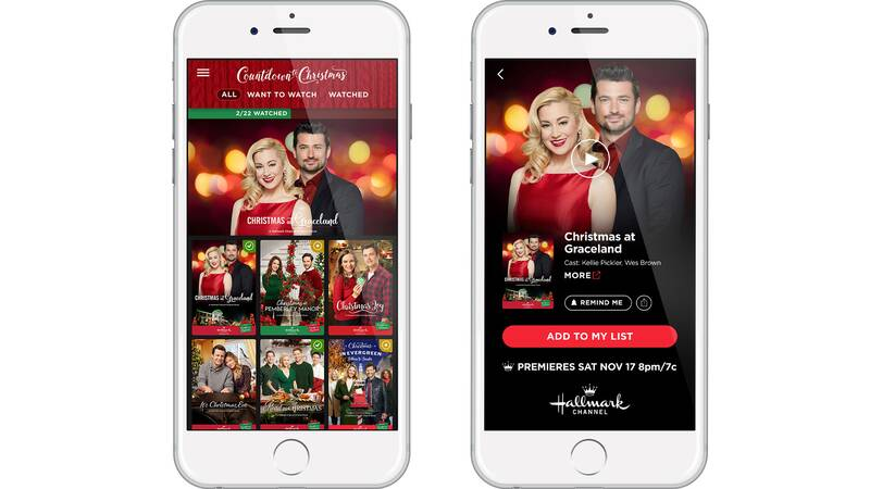 "Hallmark\'s New App Will Help You Live Your Best ""Countdown to ..."