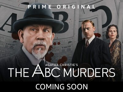 A New Agatha Christie Amazon Prime Miniseries Is On Its Way
