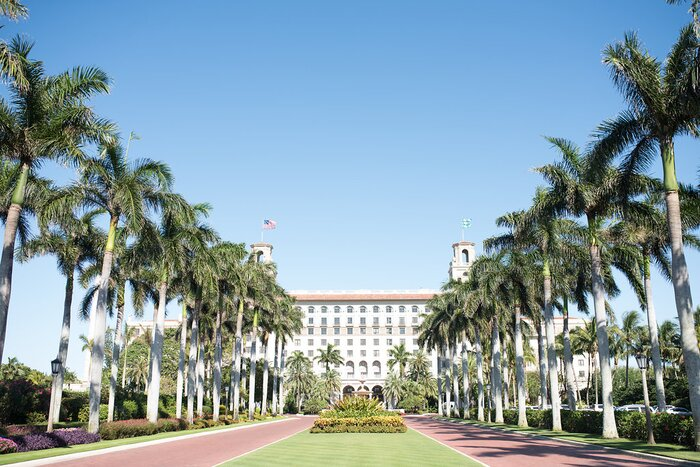 The Breakers Palm Beach Southern Living
