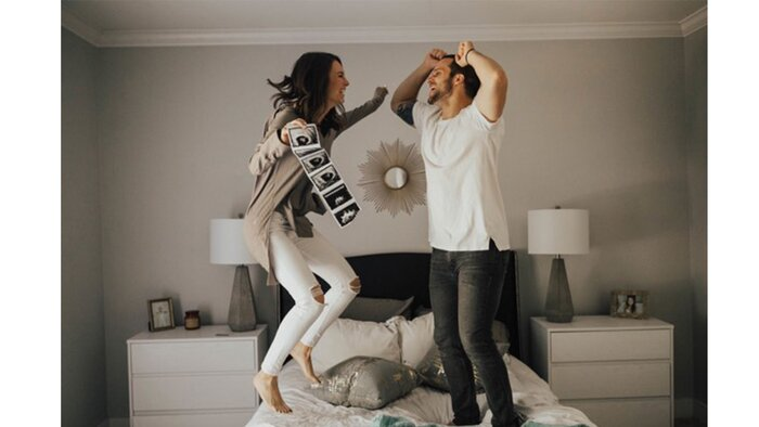 cute pregnancy announcements southern living