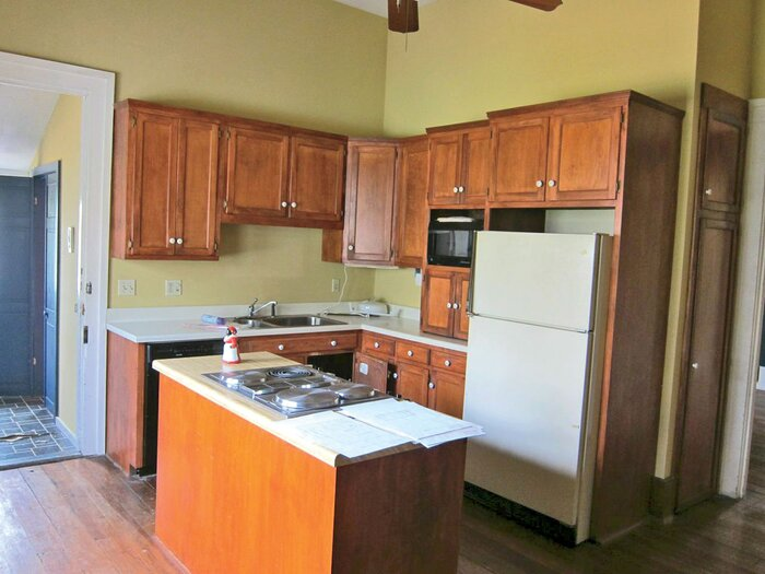 john currence kitchen before - Chefs Kitchen