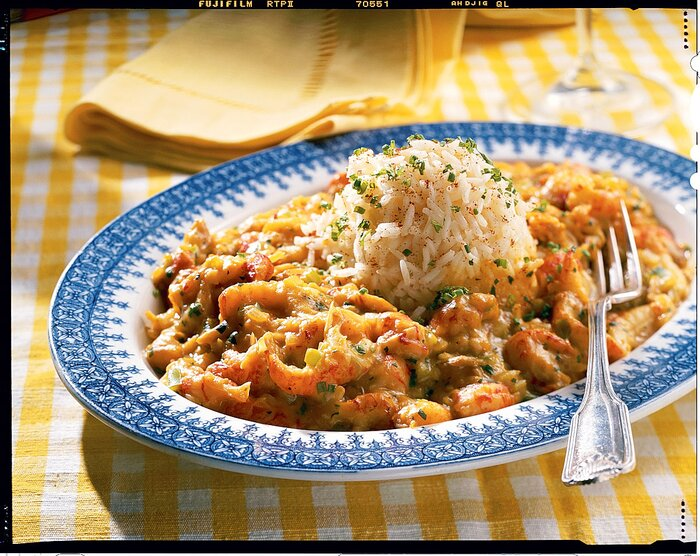 Quick and easy cajun and creole recipes southern living cajun recipes crawfish etouffee forumfinder Image collections