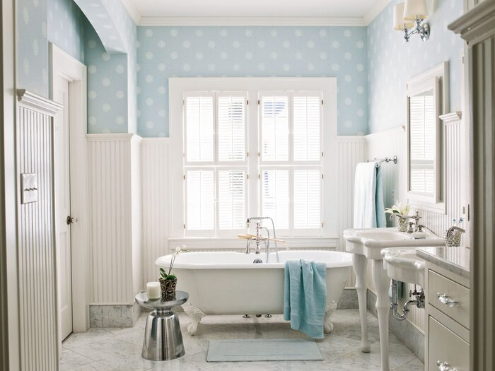 65 Calming Bathroom Retreats