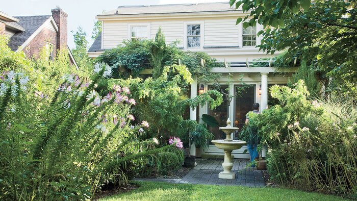 Budget-Friendly Backyard Landscaping - Southern Living