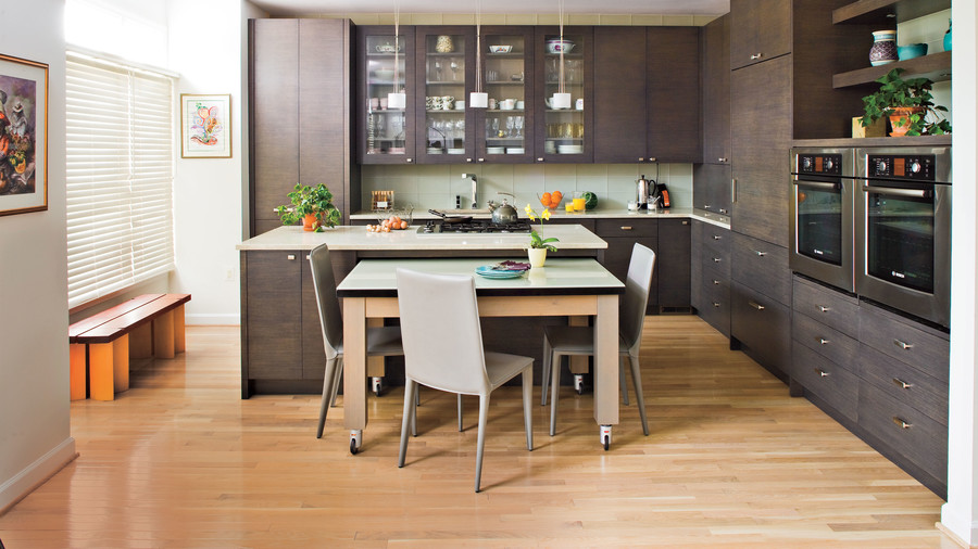 Kitchen Ideas Dining.Eat In Kitchen Design Ideas Southern Living