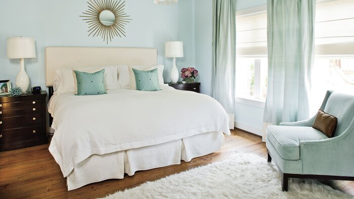 Design Ideas for Master Bedrooms and Bathrooms - Southern Living