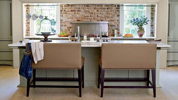 Designed Kitchens. Getting the Modern Colonial Look Kitchen Design Ideas  Southern Living