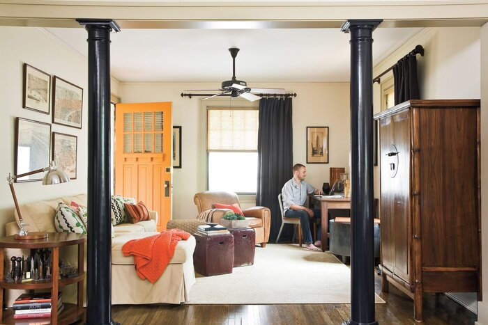 craftsman style home decorating ideas southern living