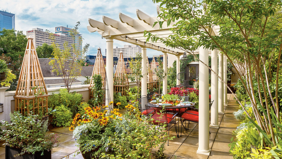 Cool And Shady Pergola Ideas - Southern Living