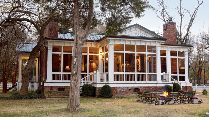 Real Life Redo Screened Porch Addition