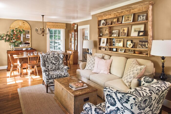 cottage house interior design. Cottage living room Style Ideas and Inspiration  Southern Living