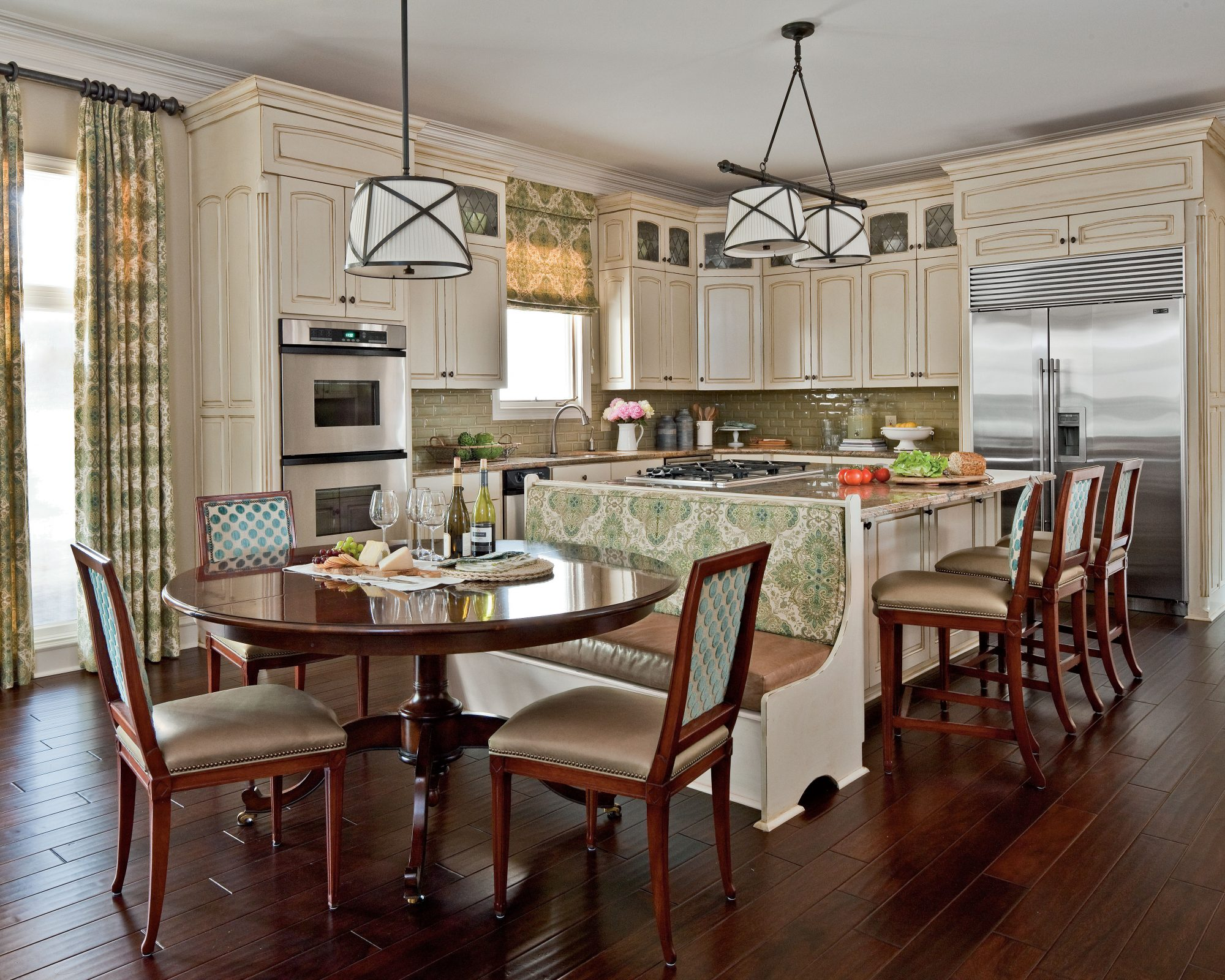 traditional kitchen design. Get The Traditional Look Kitchen Design