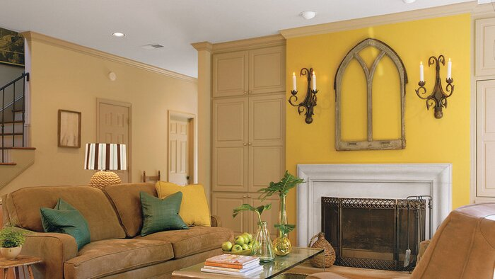 Two-Day Budget Family Room Makeover - Southern Living