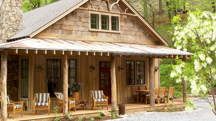 a mountain getaway cottage in asheville north carolina southern