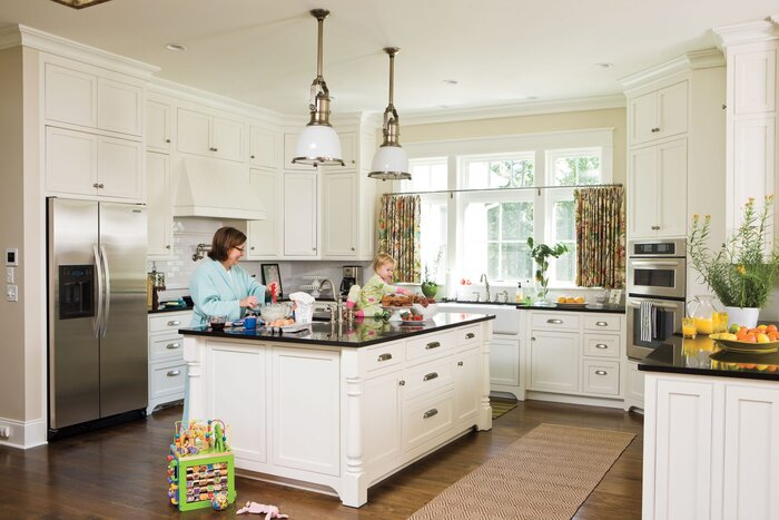 Lighting Kitchen Kitchen lighting ideas southern living natural lighting workwithnaturefo