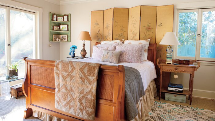 Bedroom Accent Ideas - Southern Living