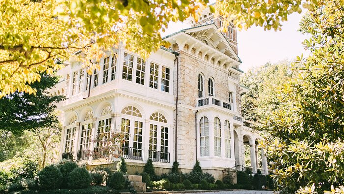 The top 10 wedding venues in memphis southern living annesdale mansion wedding venue memphis tennessee junglespirit Images