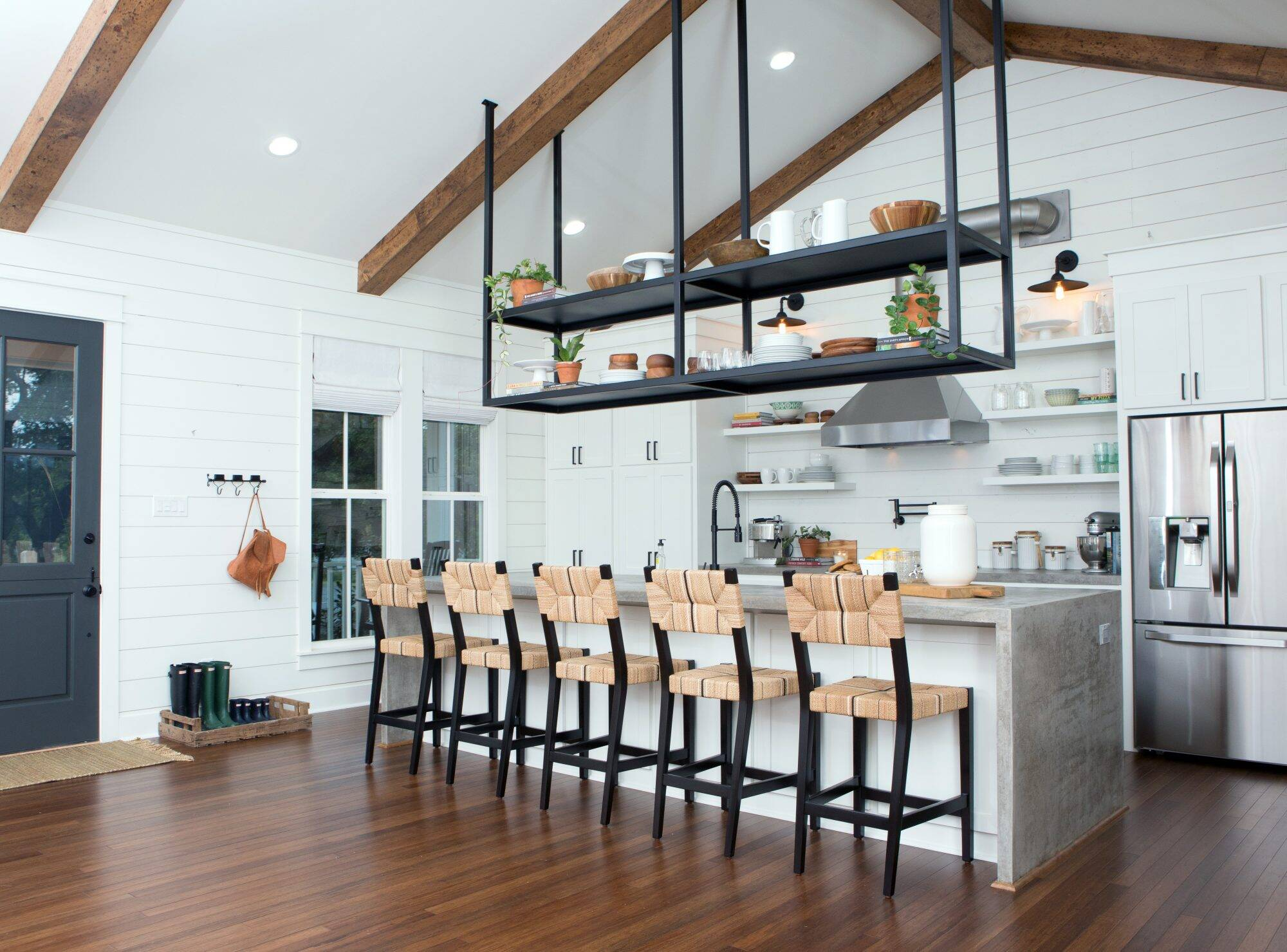 Rx 1703 Fixer Upper Finale Before And After The Kitchen Last Night S Episode