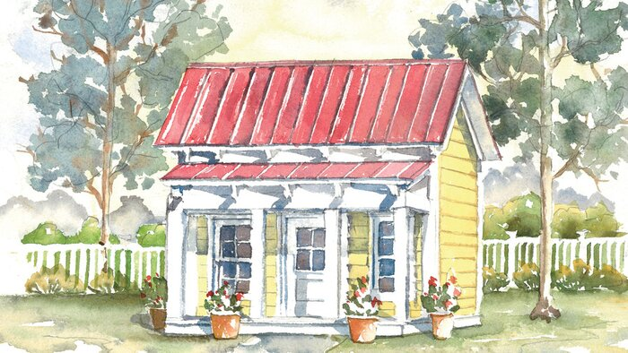 House Plan 1953 Is Going to the Dogs - Southern Living